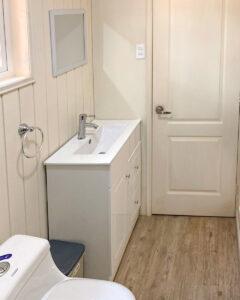 Baño habitación casa amaranta